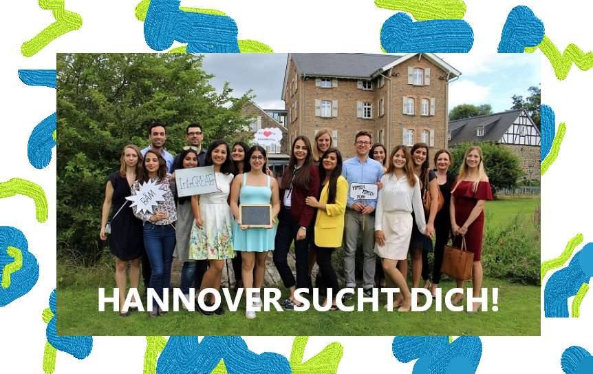 Integreater Hannover sucht dich